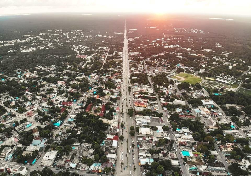 Reprueban expertos creación de nuevo asentamiento en Tulum